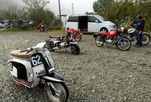 Moto Italiano 2015 in gifu japan / lambretta