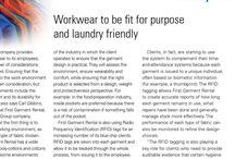 Bidvest Laundry Group / Publicity Achieved by Reliable Sources PR