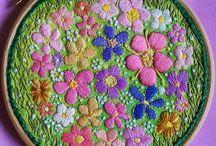 Brodera Ram / Embroidery Hoops