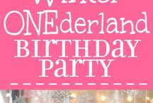 birthday party ideas for girls winter
