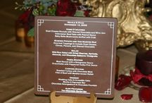 Chocolate Heaven Wedding / Everyone loves chocolate! Let Calla Event Design help you plan your perfect themed wedding!