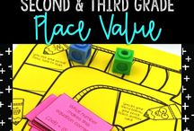 Math - Addition / Teacher resources and ideas to help students learn addition strategies for second and third grade.