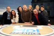 L'EQUIPE MIDI EN FRANCE / Une équipe d'experts pour vous faire découvrir chaque jour, les spécialités des villes et régions de France.