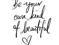 Wise Words / Words of iInspiration