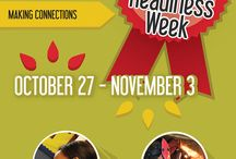 College and Career Readiness Week 2014 / The 63 schools of Chesterfield County Public Schools will help the district's 58,000+ students envision and plan for their futures after high school during College and Career Readiness Week, which will take place Oct. 27 through Nov. 3, 2014.