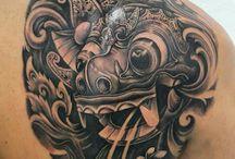 Tattoo's div.