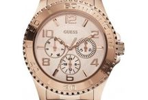 Guess? Watches / A hand picked selection of some of my favorite watches from Guess?