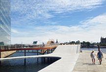 Public landscapes Copenhagen