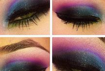 Funky make up