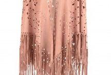Jayley Cape / Jayley luxury capes in faux suede, silk devore, cashmere, fur and faux fur