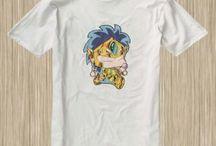 Saint Seiya Anime Tshirt