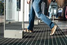 H&M stores - Entrance Matting