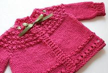 free baby girl patterns sweaters
