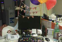 Office Happy Bday