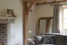 Country Cottage Fireplace ideas