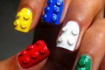 unghie da paura