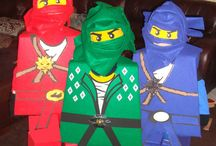 Ninja go costume