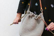 Bags -- Bucket Bag
