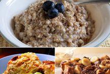 Food: Breakfast / by Danielle O'Haren