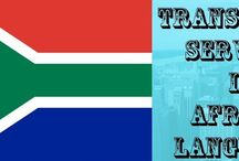 African Translation Services Provider / Professional  African Translation Services of fast turnaround, cost effective and high quality translation services in India and across the worldwide.