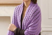 Free Crochet Patterns - Assessories, Apparel, ect. / free apparel, scarf, shawl, ect. patterns from around the web. / by Diane Buyers (Stormy'z Crochet)