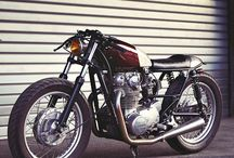 Bikes / Cafe racers