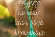 Yoga and fitness / Healthy living