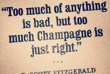 Champagne & visdomsord