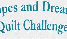 2016 Hopes & Dreams Quilt Challenge