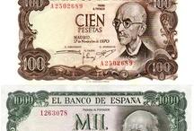 La peseta / by Merche Martín