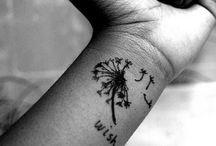 tattoo ideas / by Nikki Avdem