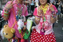 Harajuku Street Fashion / Ideas for Harajuku fashion