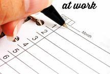 Work Tips
