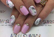 nail marmur