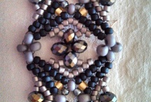 Beads: project with cristal cipollotti