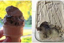Ice Cream/Yogurt/Mousse/Cheese / by Jami Hund