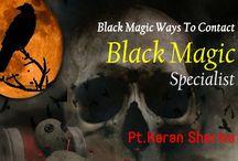 Black Magic Specialist.
