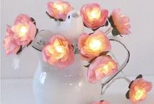 Flower led