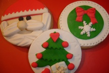design ideas: round cutters / cookies made using round cutters