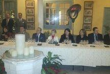Cata Asociación Vinos y Licores en Consulado de Italia / El pasado día 16 de Diciembre tuvo lugar en el Consulado de Italia una cata de vino en las que participó Bodegas Salado como miembro de la Asociación de Vinos y Licores de Sevilla, organizadora del evento.