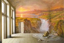 Kamers en surrealisme