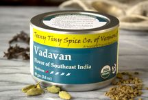 TTS Co. - Vadavan / An onion based curry blend from Southeast India, Vadavan is a rich and flavorful curry blend sometimes called Vadouvan or French Curry that has recently emerged into European and American cooking.  It has a full flavor and mild heat that is a great complementary addition to our selection of Indian spice blends.