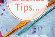 tips for crochet