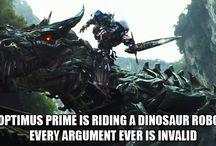 Transformers(^∇^)