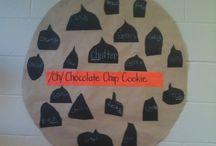 grade school teaching  / by Dontie Kidwell