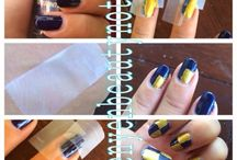 Nail art / Idea for nail art 3d, fake nail, gel