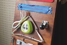 Montessori / Busy boards