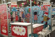 Show booths