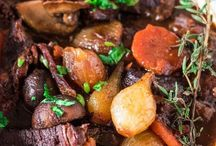 Beef one pot dishes