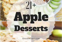 Apple Deserts
